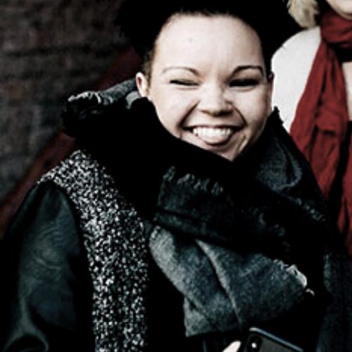 Content Queen Kim Weber.