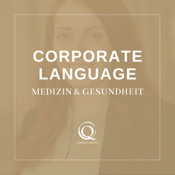 Content Queens Global: Corporate Language