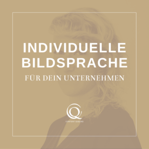 Content Queens Global: Bildsprache