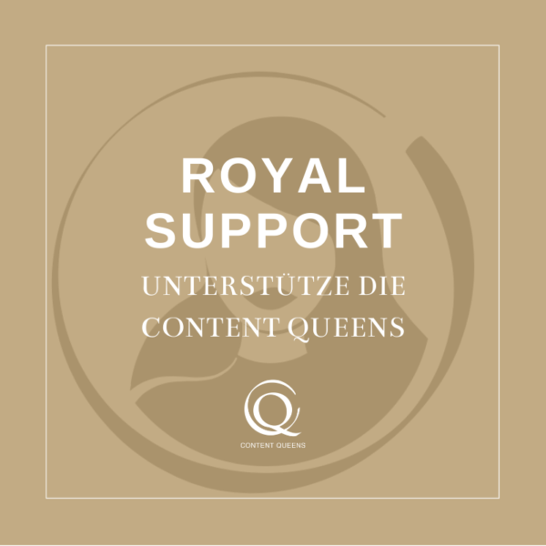 Content Queens Global Royal Support
