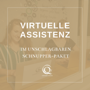 Content Queens Global Kooperationspartner Strandschicht Virtuelle Assistenz