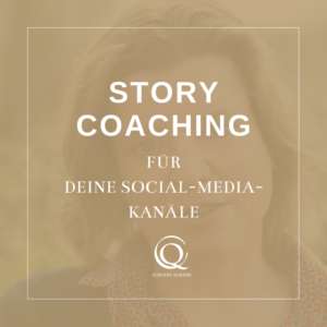 Content Queens Global Story Coaching