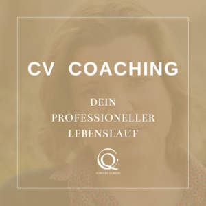 Content Queens Global CV Coaching